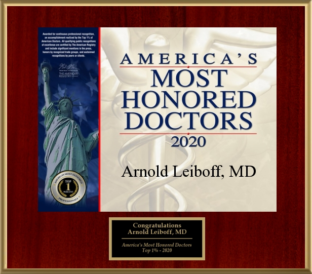 Most Honored Doctors
